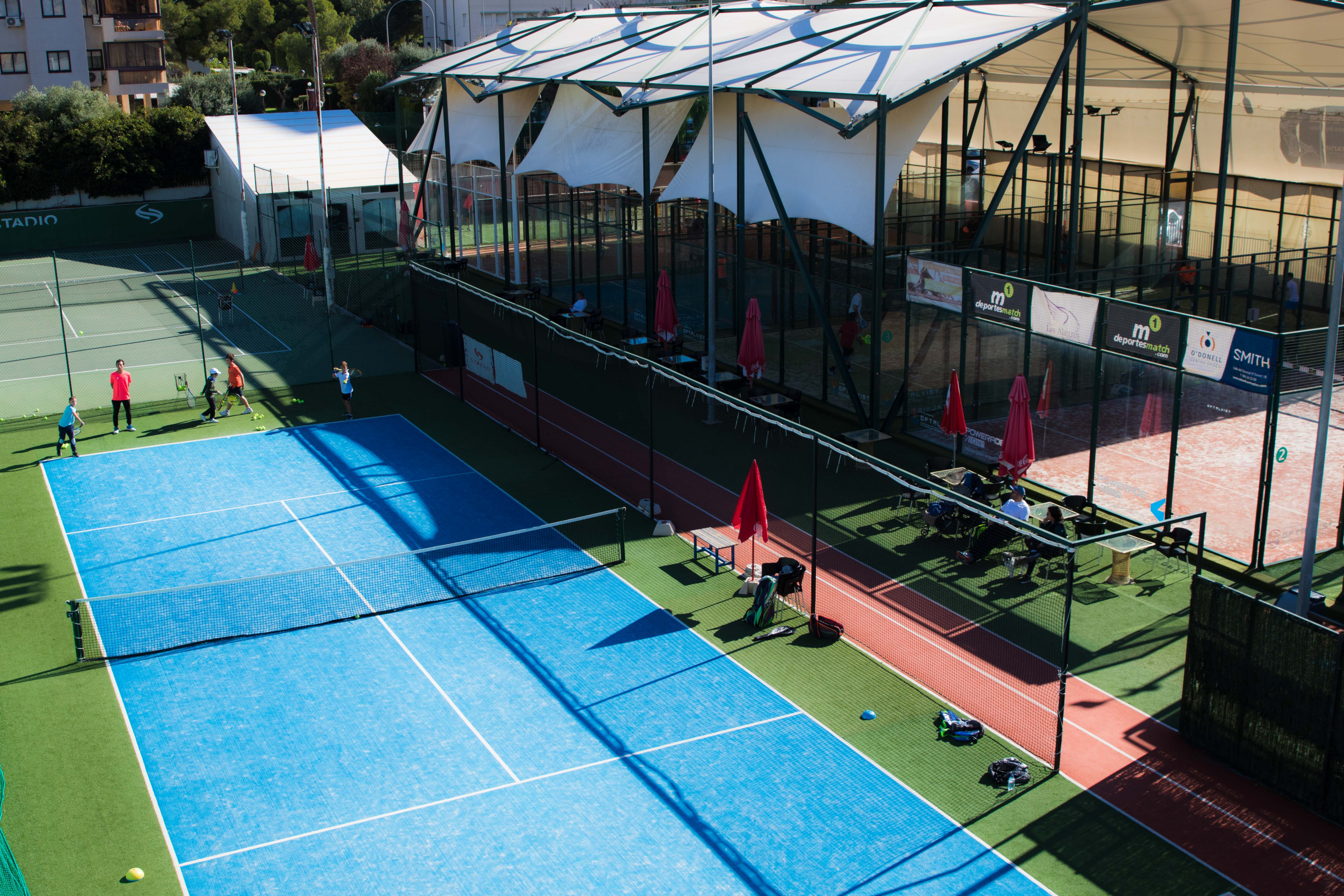 instalaciones club deportivo stadio alicante gimnasio