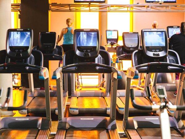 sala fitness cardio
