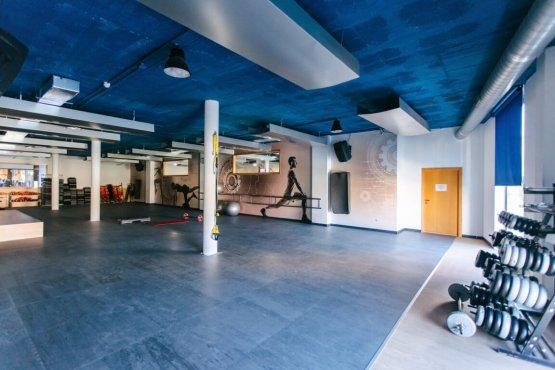 instalaciones salas actividades