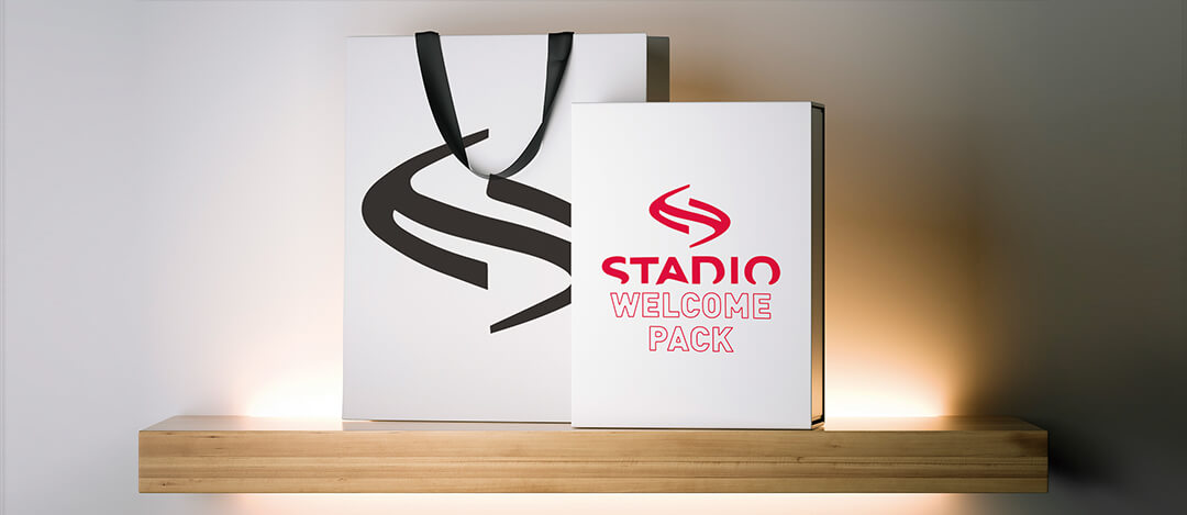 Welcome Pack Stadio