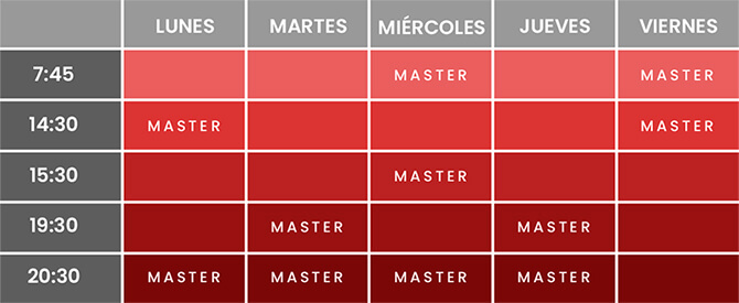 horario-master-2021-22